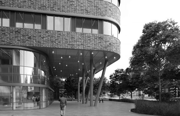 BW Architekten – Neubau Beiersdorf AG Hamburg