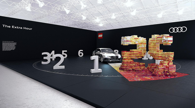 Design Miami 2016 Präsentation von Audi und Lego