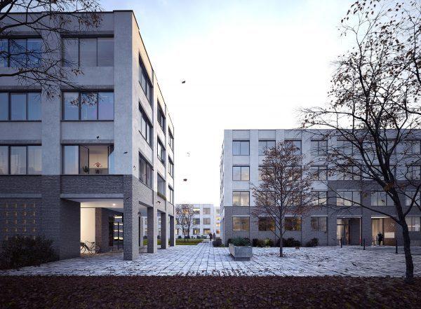 Maier Neuberger Architekten – Bayerische Hausbau