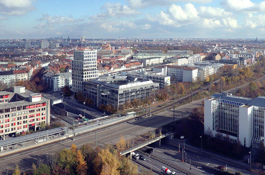 Neubau Ridlerstraße München Ehret und Klein